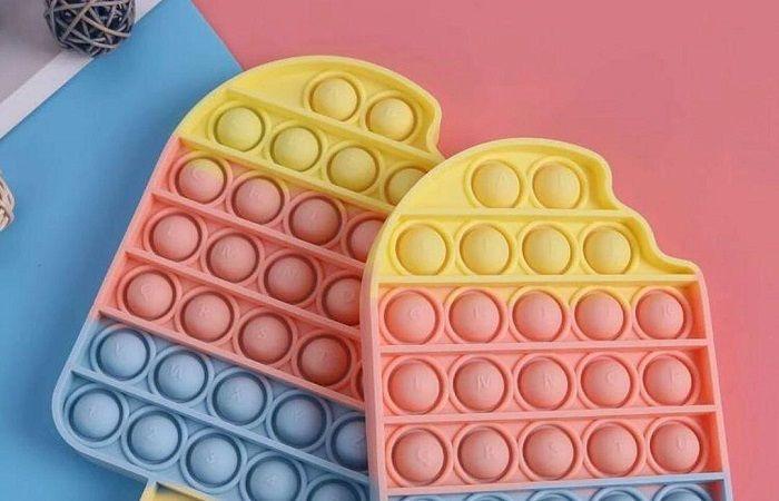 силиконовая игрушка