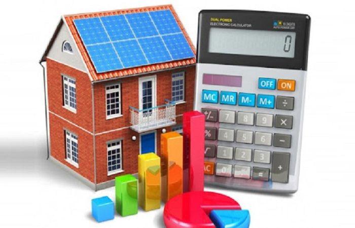 калькулятор у дома