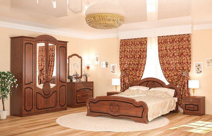 отдых в спальне
