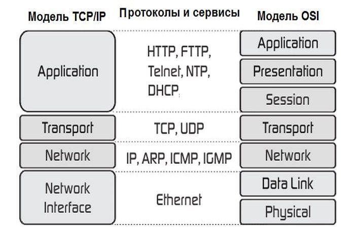 протоколы и сервисы