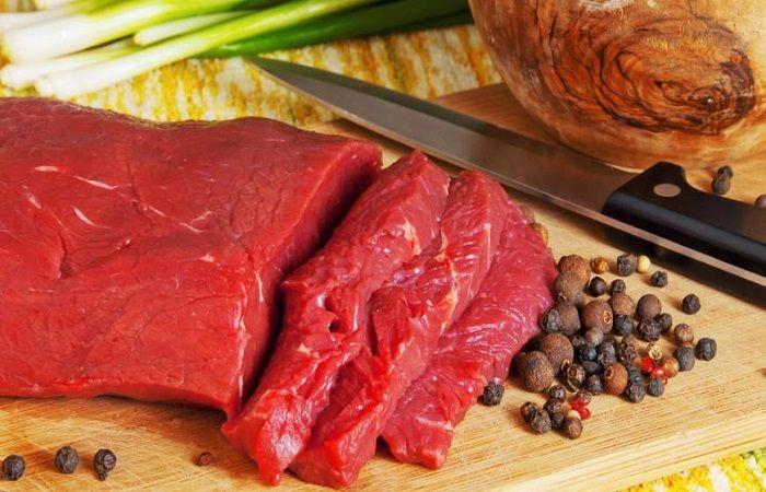 мясо животного