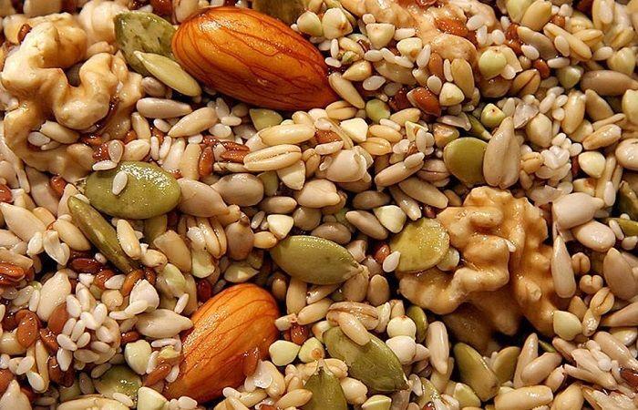 готовые орехи