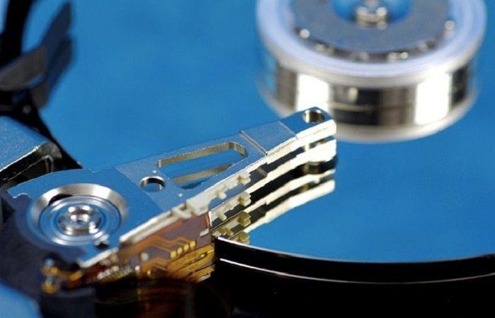 магнит на диске