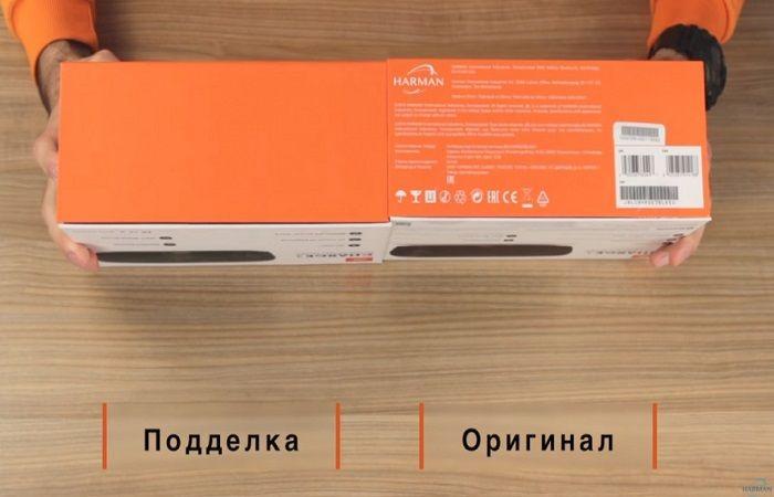 коробки колонки