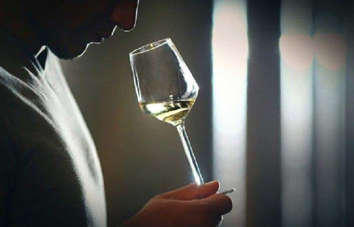 аромат вина