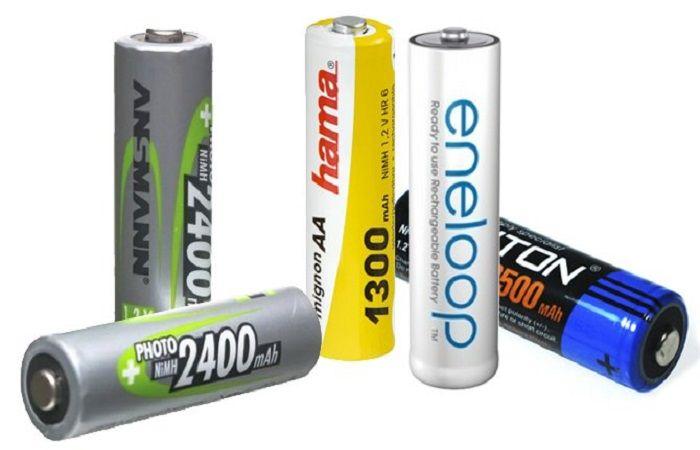 эксплуатации батареек
