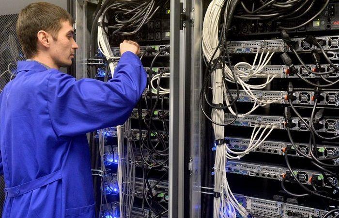 подключение сети