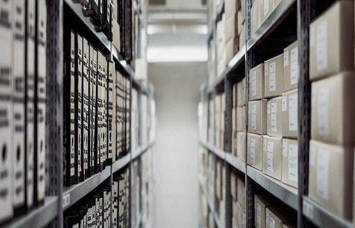 дела в архиве
